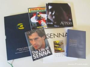 Recommended Senna Books