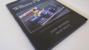 Williams FW14B book cover