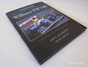 Williams FW14B book cover