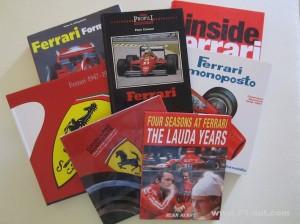Best Ferrari Books