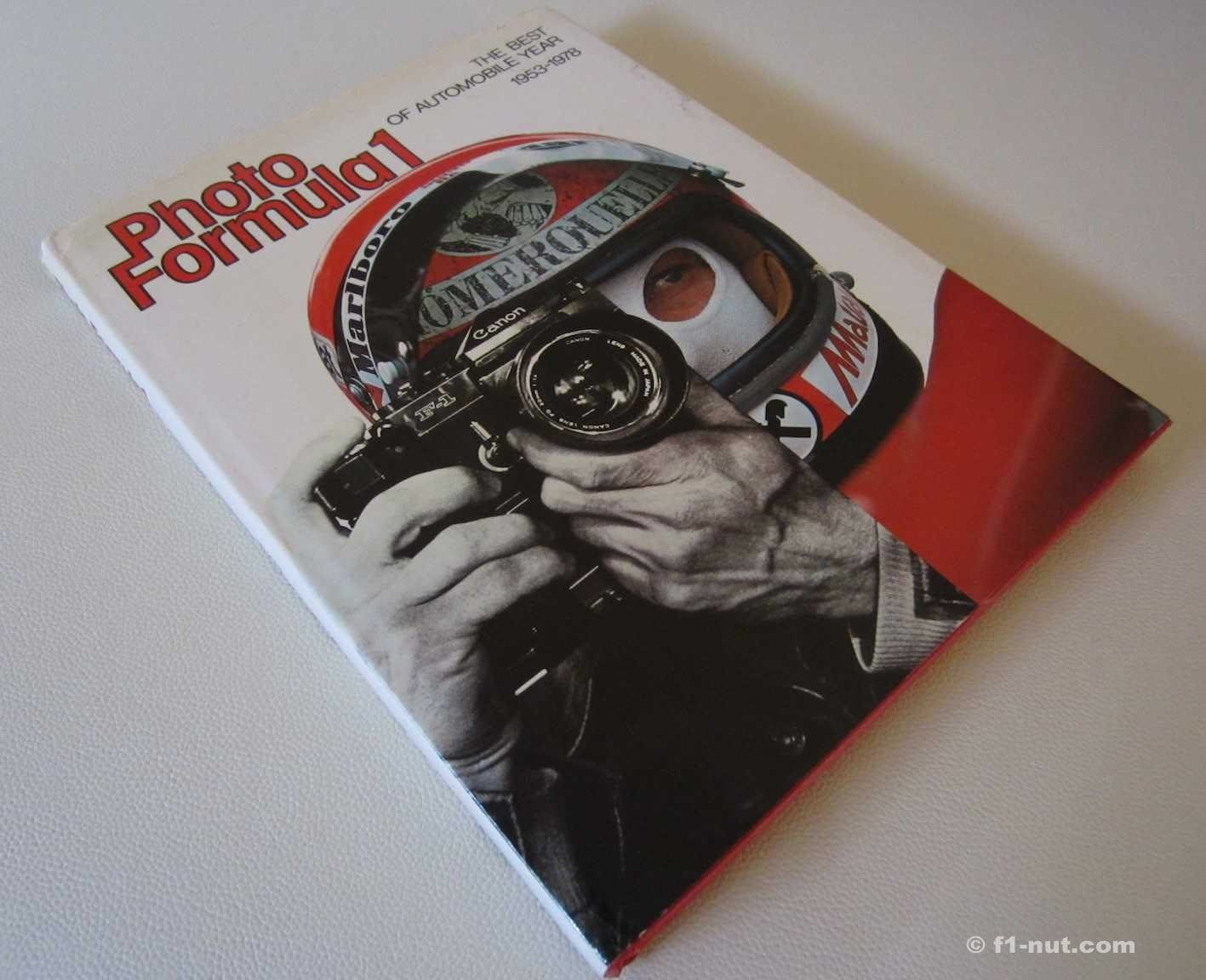 Photo Formula1 Book Cover