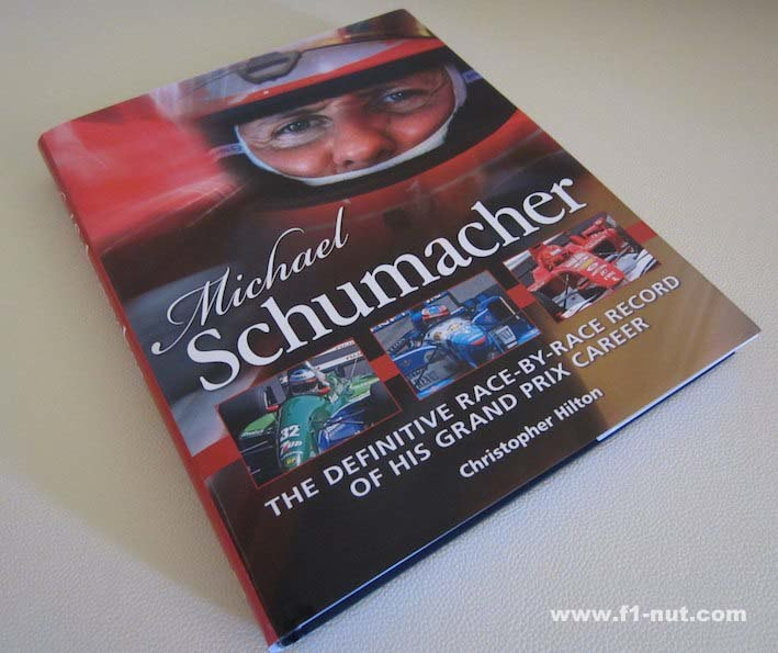 Schumacher Hilton book cover