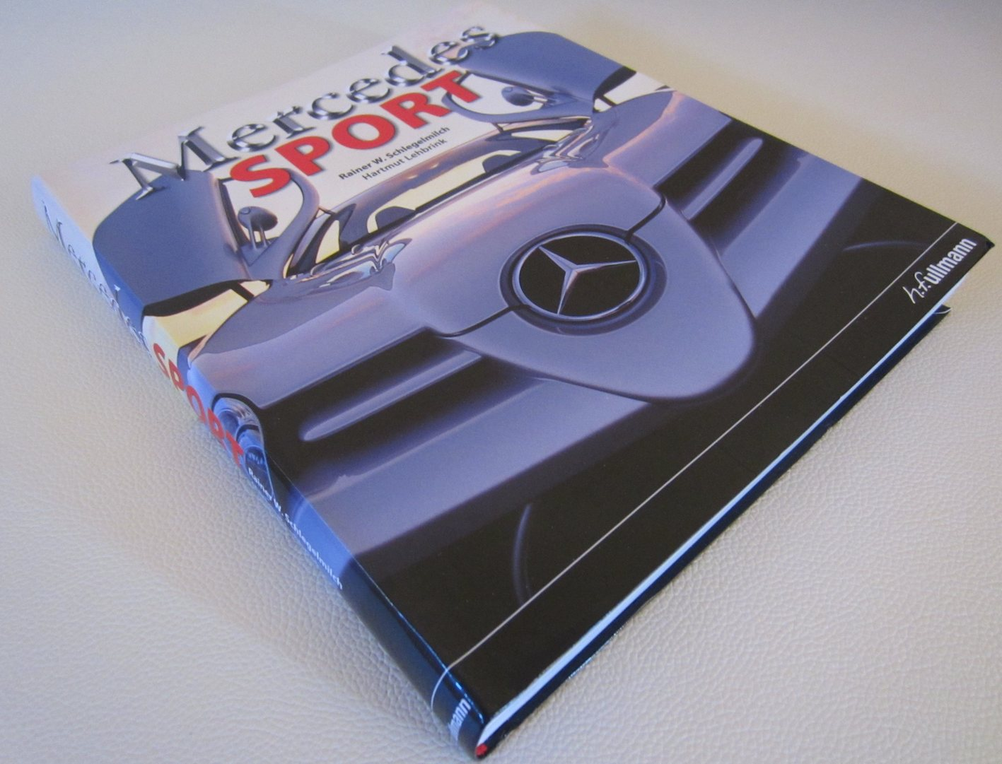 mercedes sports book cover