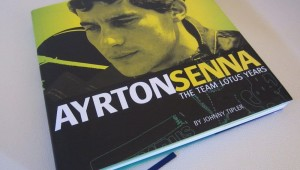 Senna Team Lotus Years Book Cover
