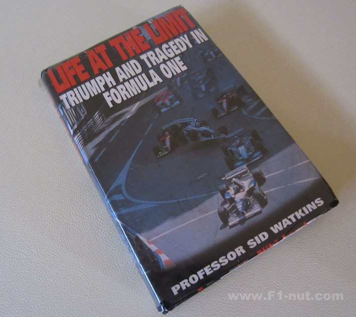 Life at the Limit Sid Watkins book cover