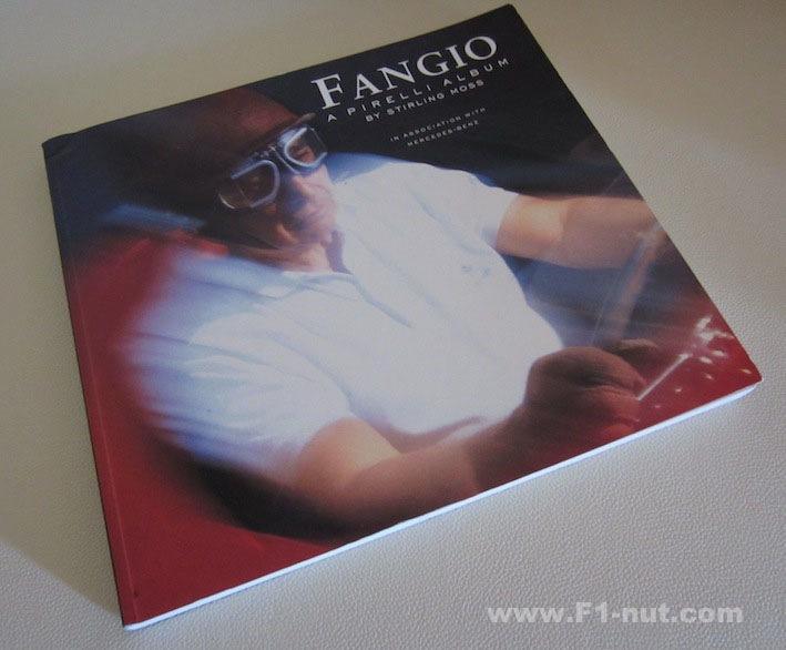 fangio pirelli album cover