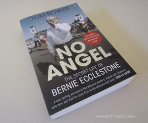 Bernie Ecclestone No Angel Book Cover