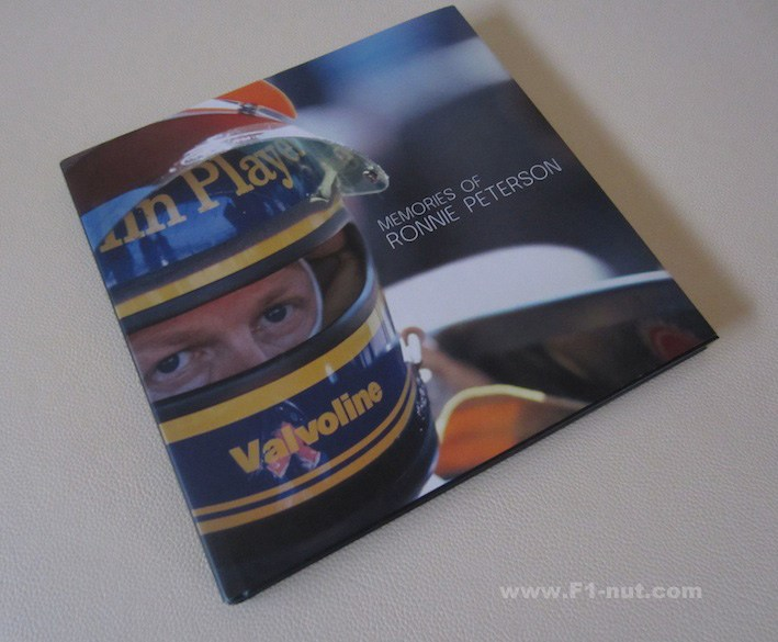 Memories of Ronnie Peterson book cover