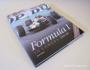 Formula 1 in Camera 1960-69 book cover