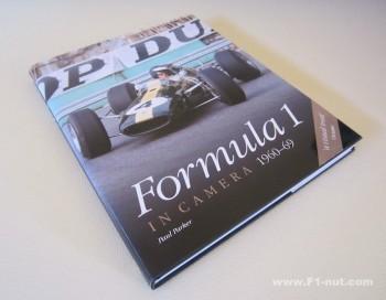 Formula 1 in Camera 1960-69 book cover