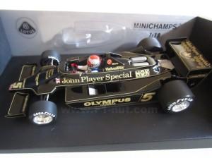 Minichamps Andretti Lotus78 1:18