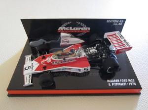 Minichamps McLaren M23 Fittipaldi