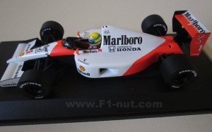 Minichamps MP4/6 1:18 Senna