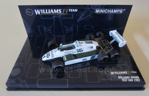 Minichamps FW08 6 wheel