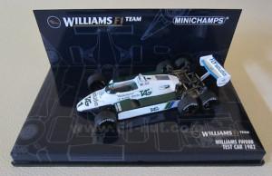 Minichamps FW08 6 wheel