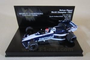 Rare Minichamps F1 Brabham BT52