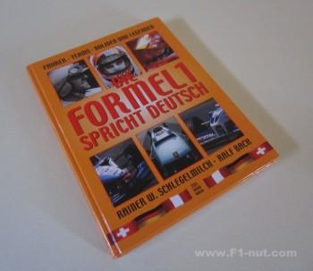 Formel 1 Spricht Deutsch book cover