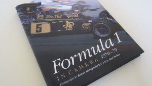 Formula 1 in Camera 1970s book cover