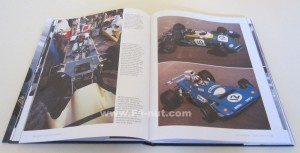 Formula 1 in Camera 70s book pages