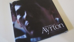 Memories of Ayrton book cover