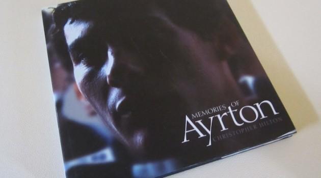 Memories of Ayrton book cover