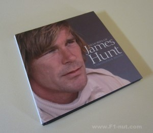 Memories of James Hunt book cover
