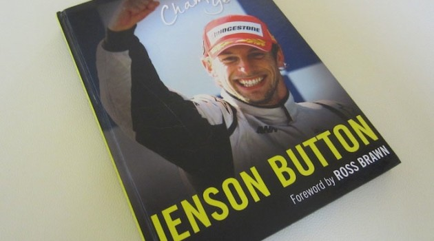 Jenson Button My Championship Year book cover