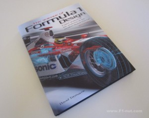 Science of Formula 1 Design book cover