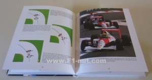 Senna Principles of Race Driving book pages