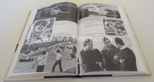 Alan Jones Driving Ambition book pages
