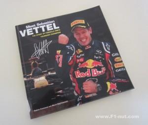 Meet Sebastian Vettel book cover