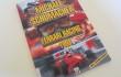 Michael Schumacher Ferrari 98 book cover