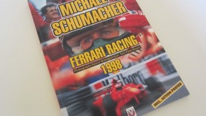 Michael Schumacher Ferrari 98 book cover