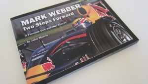 Mark Webber Two Steps Forward book cover