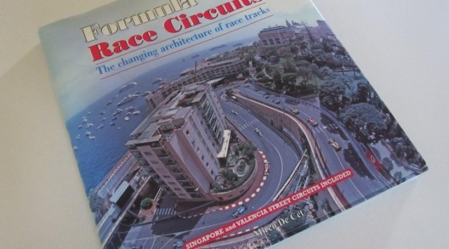 Formula One Race Circuits book cover