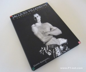 Jacques Villenue Champion in Pictures book cover
