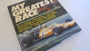 My Greatest Race book cover