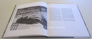 My Greatest Race book pages