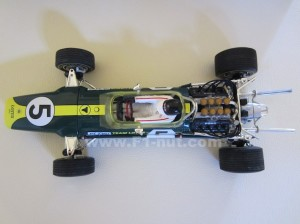 Quartzo Clark Lotus 49