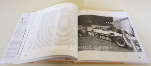 Ayrton Senna A Tribute book pages