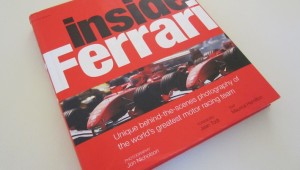 inside Ferrari book cover