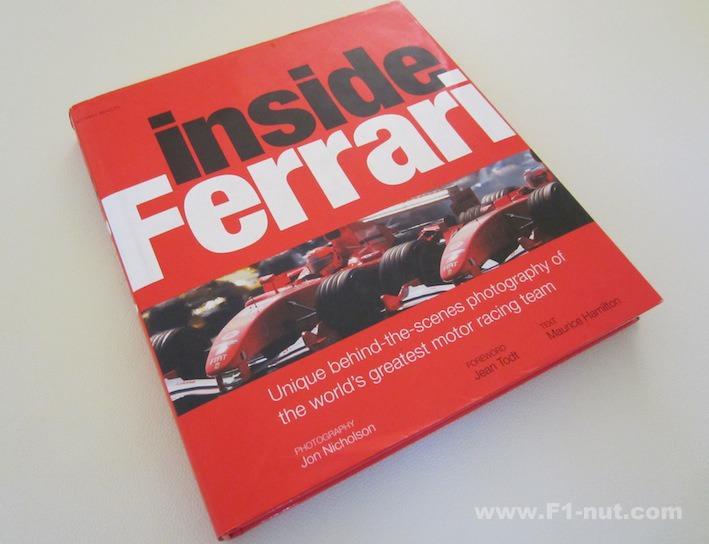 Best Ferrari F1 Books F1 Nut Com