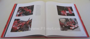 inside Ferrari book pages
