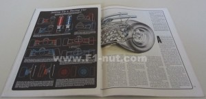 Graham Hill Grand Prix Racing book pages