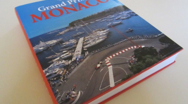 Grand Prix de Monaco book cover