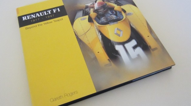 Renault F1 Beyond the Yellow Teapot book cover