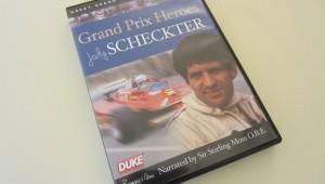 Grand Prix Heroes Jody Scheckter DVD