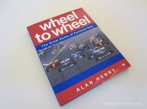 wheel to wheel book cover