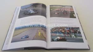 Battle for the British Grand Prix book pages
