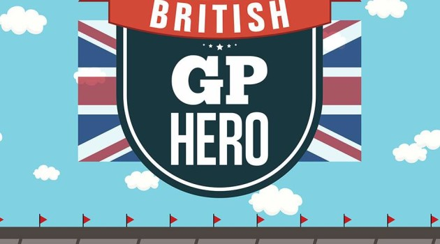 British GP Hero moneysupermarket pic